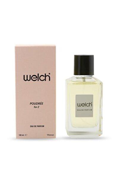 Welch Poudree Edp 100 ml Kadın  Parfüm poudree1