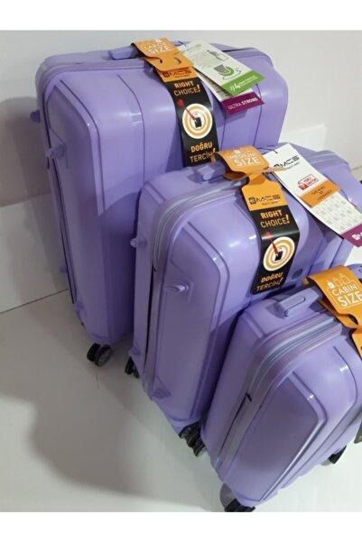 MÇS Mor Bavul Valiz