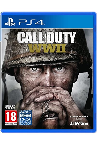 ACTIVISION Call Of Duty Wwıı Ps4
