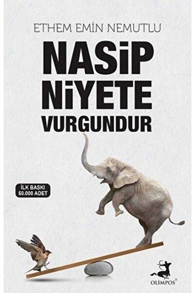 Olimpos Yayınları Nasip Niyete Vurgundur - Ethem Emin Mutlu -