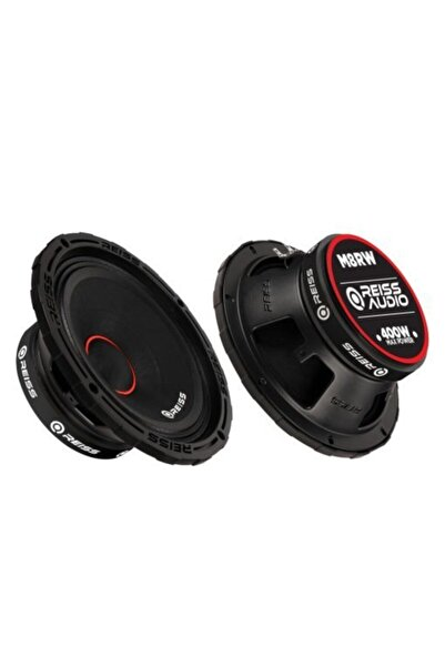REISS AUDIO Reiss Audıo Rs-m8rw 20 Cm Hingh Quality Midrange