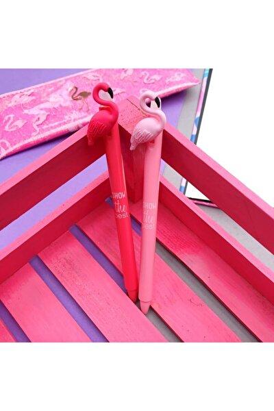 Minnoş Dükkan Best Flamingo Silinebilir Tükenmez Kalem