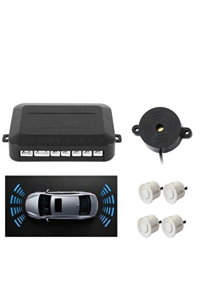 Mfk Park Sensörü Ses Ikazlı 22mm Beyaz Sensör