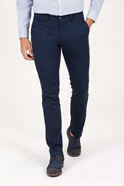 Hatemoğlu Erkek Lacivert Basic Regular Pantolon