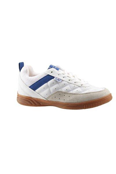 LIG Unisex Beyaz Monaco Ayakkabı