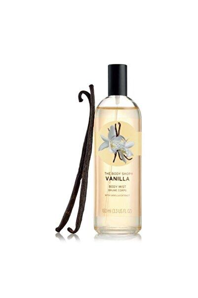 THE BODY SHOP Vanilya Vücut Spreyi 100 ml