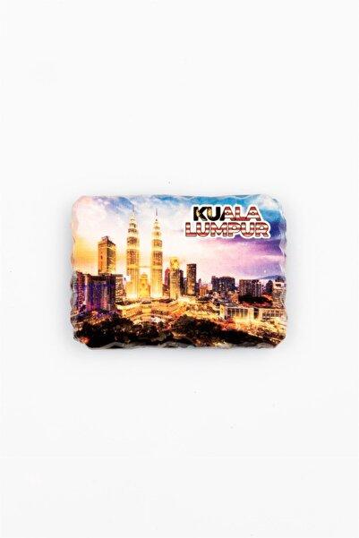 Dünyadan Hediyeler Malezya Kuala Lumpur Kırık Magnet