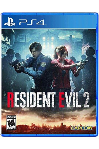 CAPCOM Resident Evil 2  Ps4