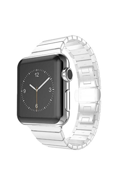 zore Apple Watch 40 Mm Süper Kaliteli Lüx Metal Kordon