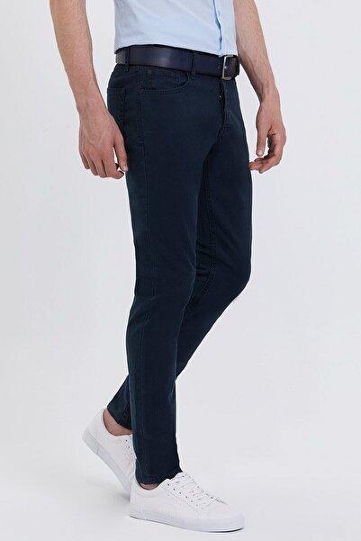 Loft Slim Fit, Petrol Mavisi Renkli Kot Pantolon