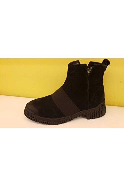 Marina Kadın Siyah Ayakkabı