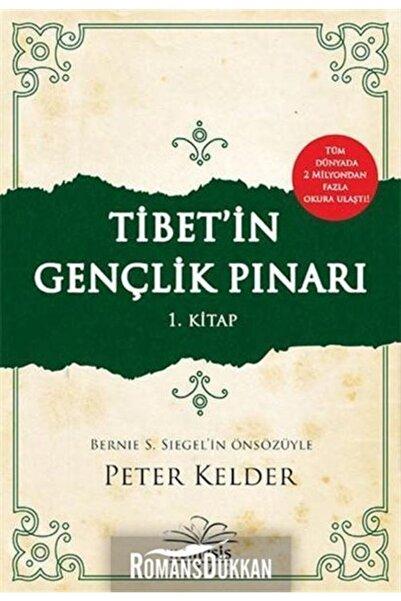 Nemesis Kitap Tibet'in Gençlik Pınarı 1. Kitap - Peter Kelder 9786059961899