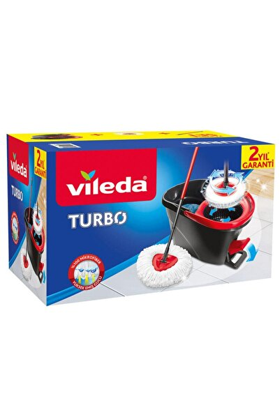 Vileda Turbo Pedallı Temizlik Sistemi