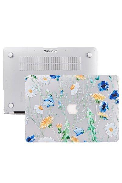 Mcstorey Macbook Air Kılıf Hard Case A1369 A1466 13 Inç Uyumlu Özel Tasarım Özel Kutulu Flower 01nl 622