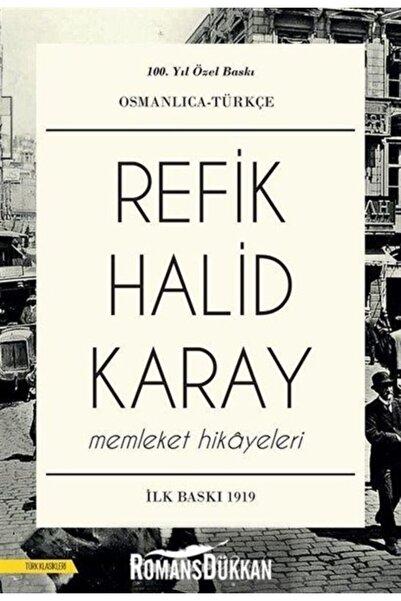 İnkılap Kitabevi Memleket Hikayeleri Osmanlıca Türkçe