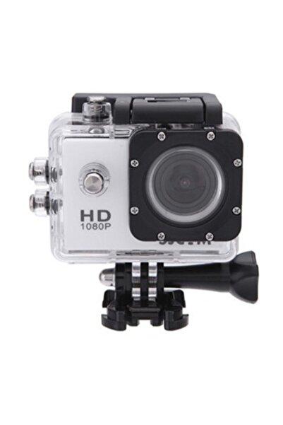 omni Gri 1080p Hd Su Geçirmez Aksiyon Kamerası