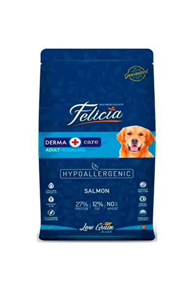 Felicia Somonlu Köpek Maması Az Tahıllı 15 kg