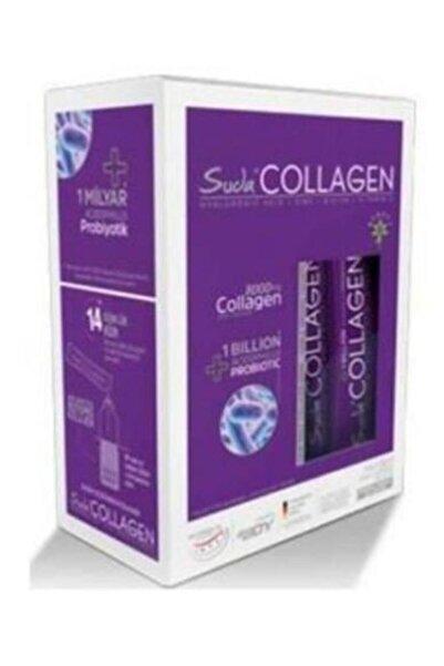 Suda Collagen Probiotic 10 gr X 14 Şase Karpuz Aromalı