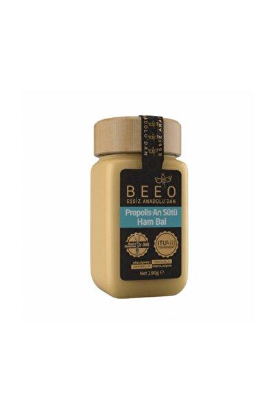 BEE'O Propolis - Arı Sütü - Ham Bal 190 G (yetişkin)