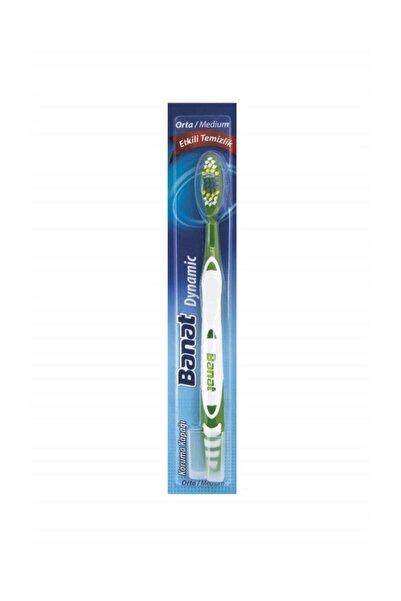 Banat Dynamic Orta Etkili Temizlik Diş Fırçası