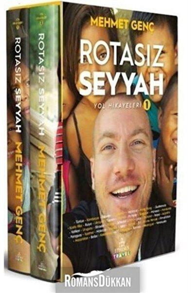 Ephesus Yayınları Rotasız Seyyah (2 Kitap Takım)