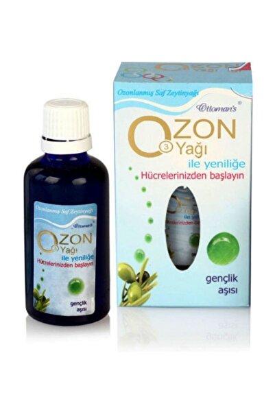 Otto Mans Ozon Yağı 50ml