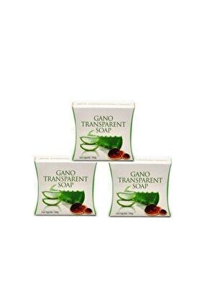 Transparent Derma Mantarlı Şeffaf Sabun 3 Adet X 100 G