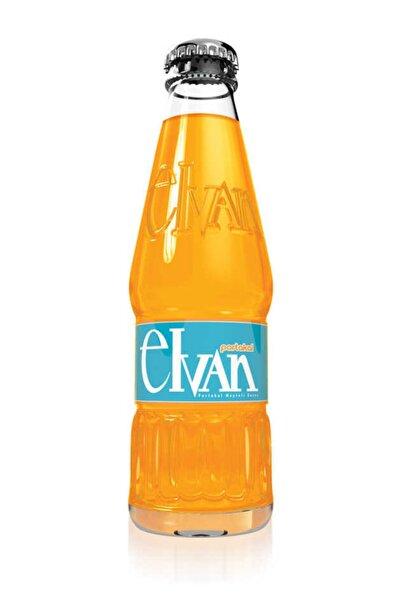 Elvan Gazoz Portakallı 250 ml  6'lı Paket
