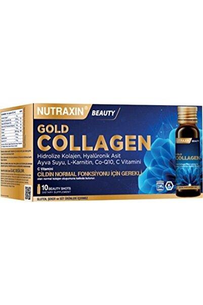 Nutraxin Gold Collagen 10 Beauty Shots