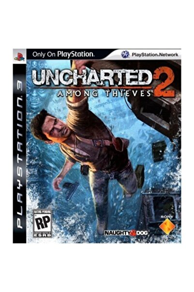 Sony Ps3 Uncharted 2 Among Thieves