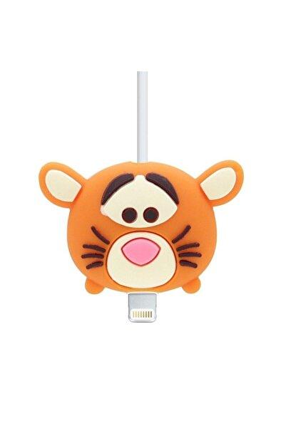 Telehome Kablo Koruyucu Sevimli Tiger Kaplan