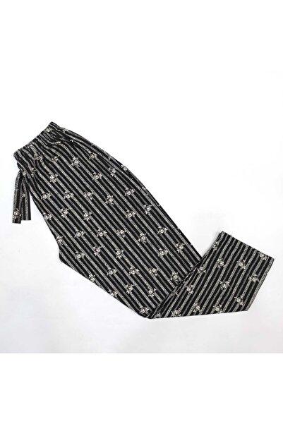 Carmen Kadın Siyah Pantolon