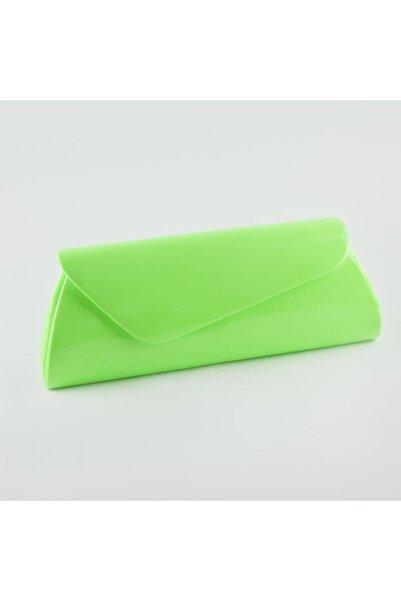 mymodahome Kadın Yeşil Rugan Abiye Çanta