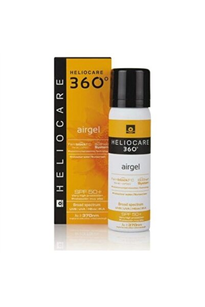 Heliocare 360 Airgel Spf 50 60 Ml