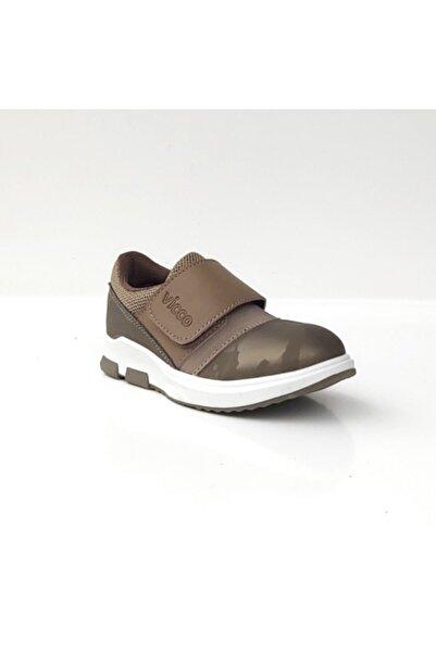 Vicco 630 Haki Anatomik Taban Ayakkabı