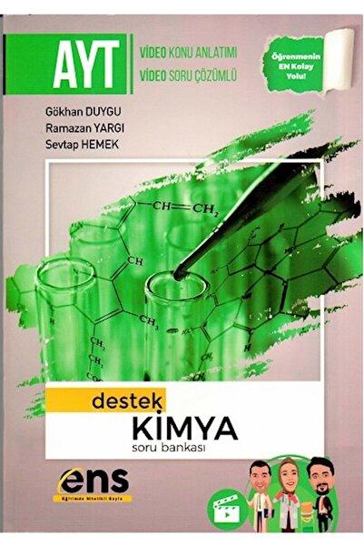 Ens Yayınları Ens Yayıncılık Ayt Kimya Destek Soru Bankası