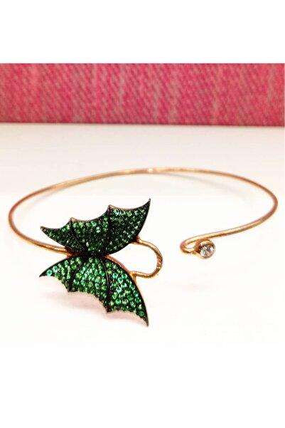 Oriental Kuyumculuk Jewellery Gümüş Kelebek Bileklik