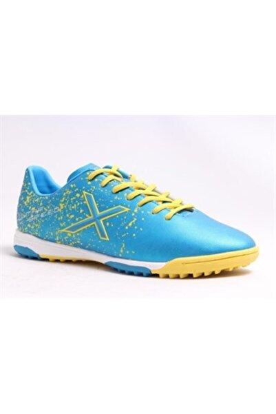 Kinetix Erkek Yeşil Specle Turf X Halı Saha Spor Ayakkabı 100242759