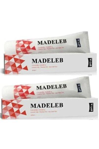 W-Lab Kozmetik Madeleb Krem 2li