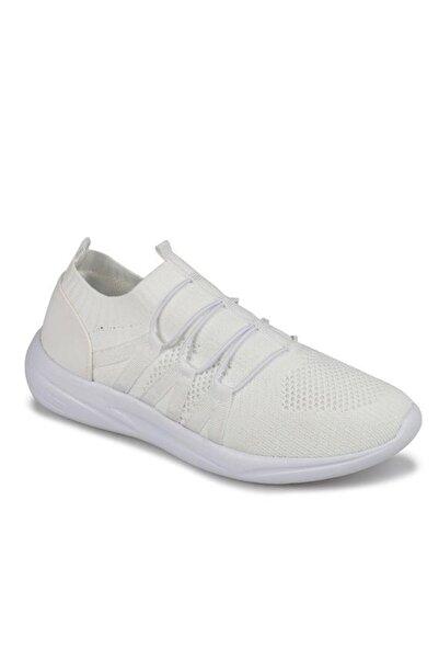 DUNLOP Unisex Beyaz Spor Ayakkabı