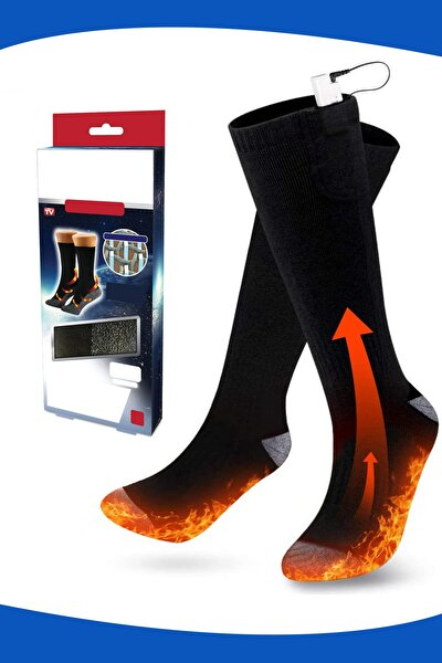 Go With 6lı Fiber Hot Socks Termal Kış Çorabı
