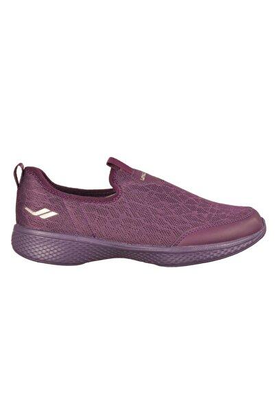Lescon Kadın Mürdüm Outdoor Ayakkabı L-6901