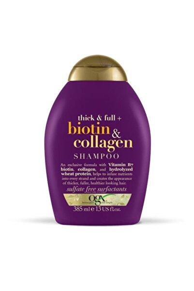 OGX Biotin & Kolajen Sülfatsız Şampuan 385 Ml