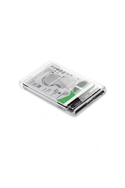 "CODEGEN Codmax 2.5"" Usb 3.0 Şeffaf Disk Kutusu Cdg-hdc-30t"