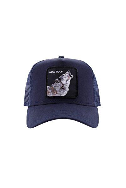 Goorin Bros Unisex Lacivert Şapka