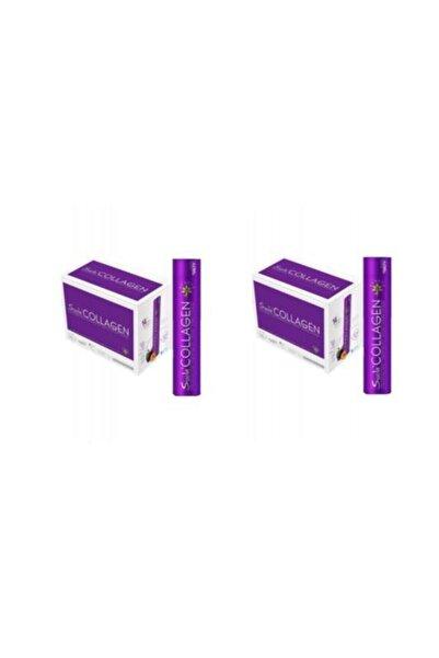 Suda Collagen Collagen Plum Flawor 30 X 40 Ml Shot 2 Kutu