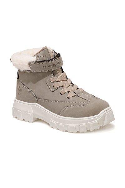 lumberjack Kız Çocuk Bej Yürüyüş Ayakkabısı
