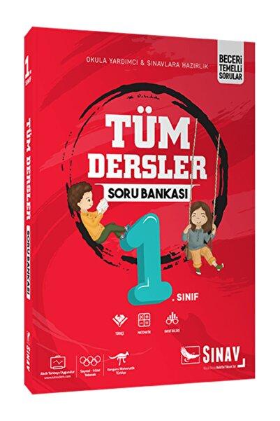 Sınav Yayınları 1.sınıf Tüm Dersler Soru Bankası
