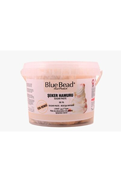 Blue Bead Şeker Hamuru Ten Rengi 1 Kg