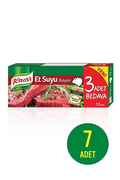 Knorr Et Bulyon 12'li 120 Gr X 7 Adet